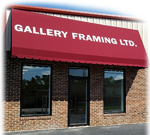 Gallery Framing, Ltd Store Front